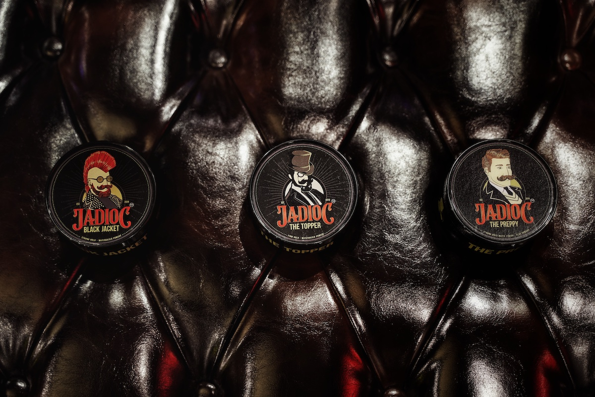 WHY choose our POMADES?